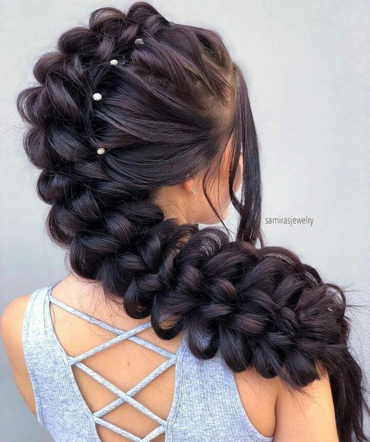 Pin By Rita Omerova On Hairstyless Hair Styles Braided Hairstyles Hair Trends