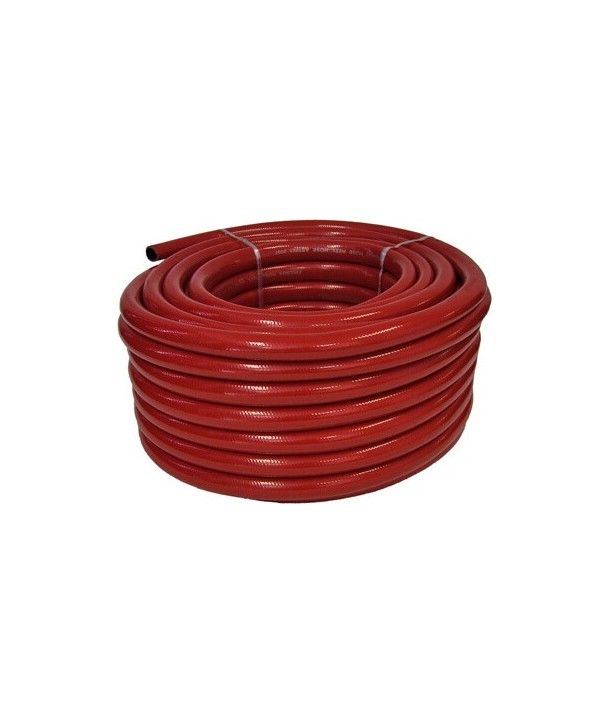 Replacement 19mm x 36m fire hose reel hose red to AS/NZ 1221. Buy online, free shipping NZ wide.