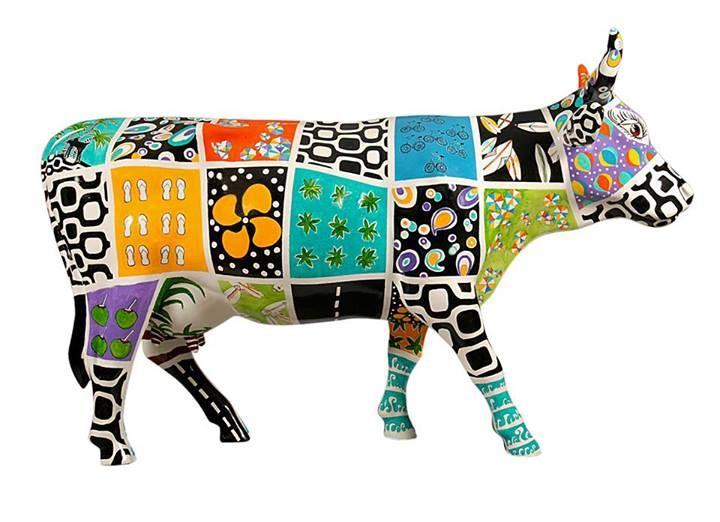 .Cow Parade Rio