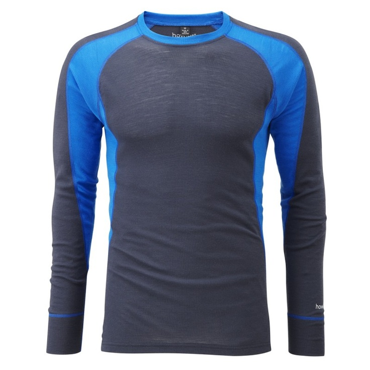 howies - NBL Light Longsleeve - merino - Mens Products - mens