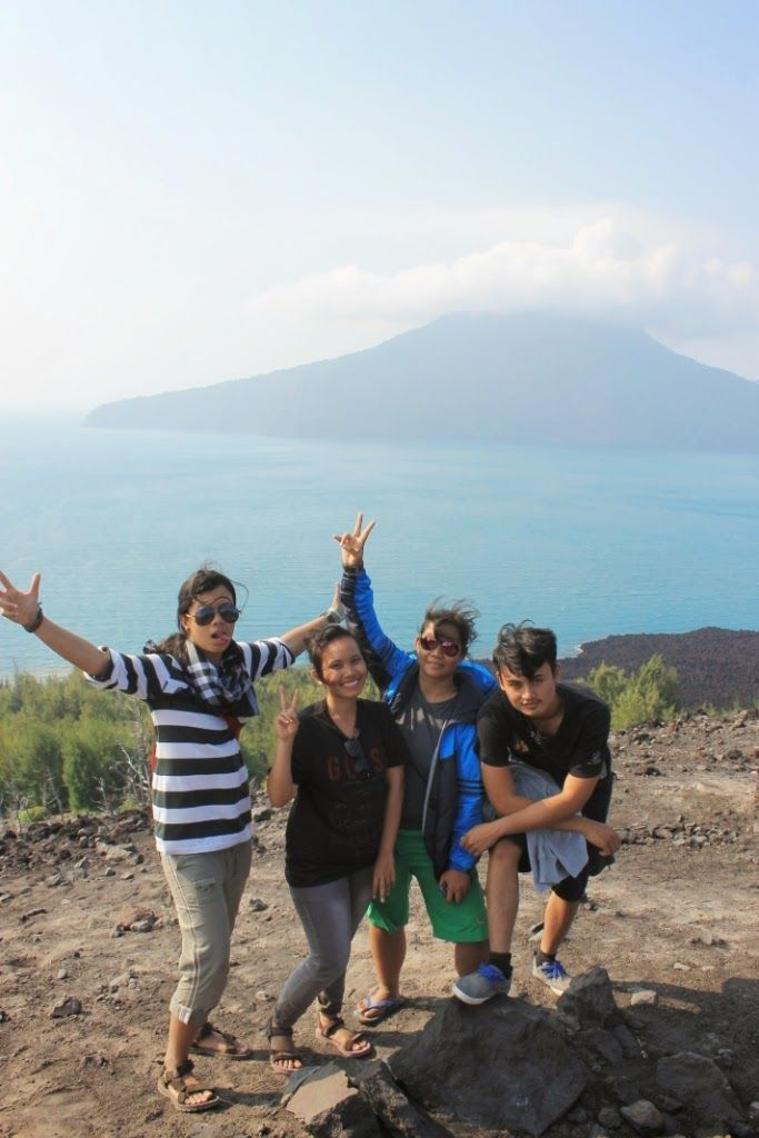 My Adventure: krakatau trip