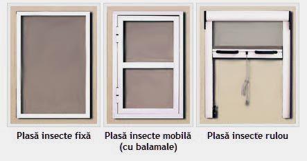 Tipuri plase tantari | Plase insecte