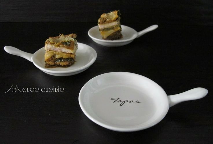 "cuocicucidici: PARMIGIANA DI ZUCCHINE E PESCE SPADA - Swordfish and zucchini ""Parmigiana"""