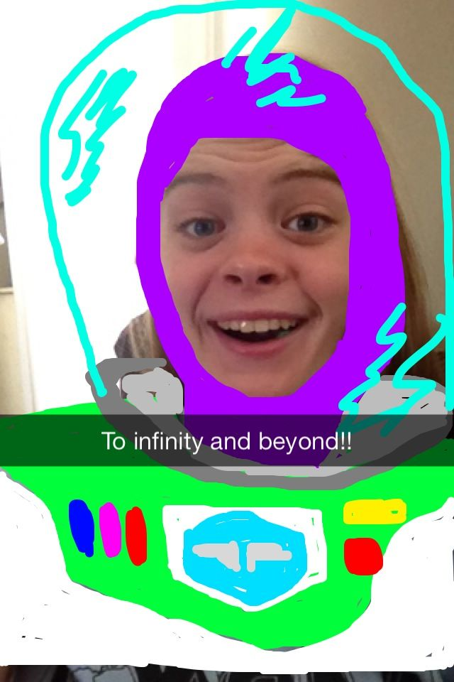 17 Best Images About Snapchat Drawings On Pinterest Buzz Lightyear Starry Nights And Toy Story