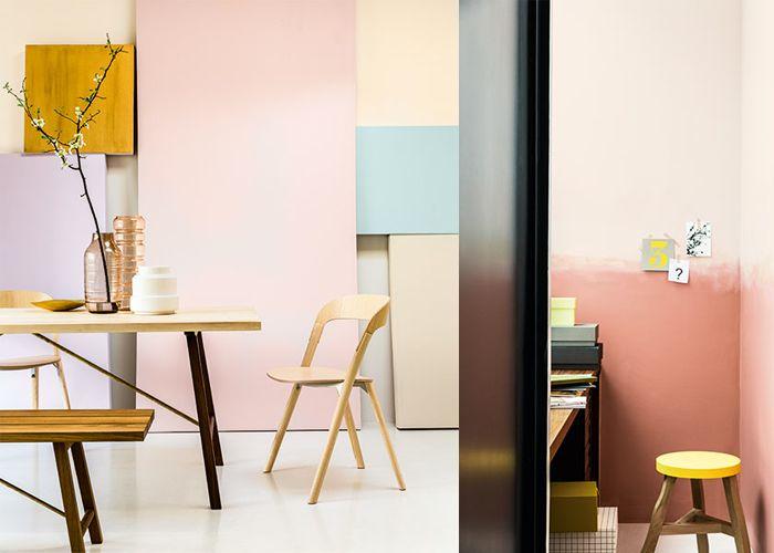 layer-layer Kleur & Interieur   Woontrend - Copper Orange = kleur van het jaar 2015 - #woonblog www.stijlvolstyling.com