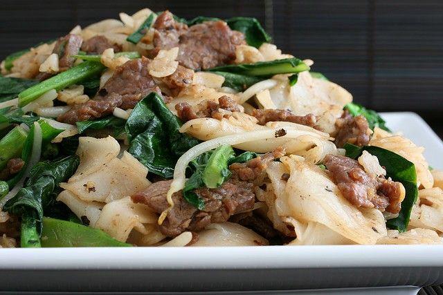 Beef Broccoli Chow Fun ♥ Cooking Hawaiian Style