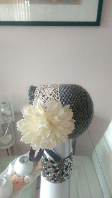 Little Rascals baby hat, size 12 months