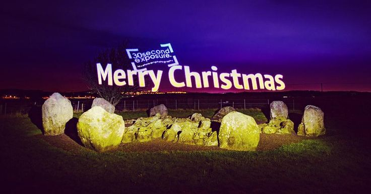 A very merry Christmas from everyone at 30 Second Exposure. Have a wonderful holiday.
