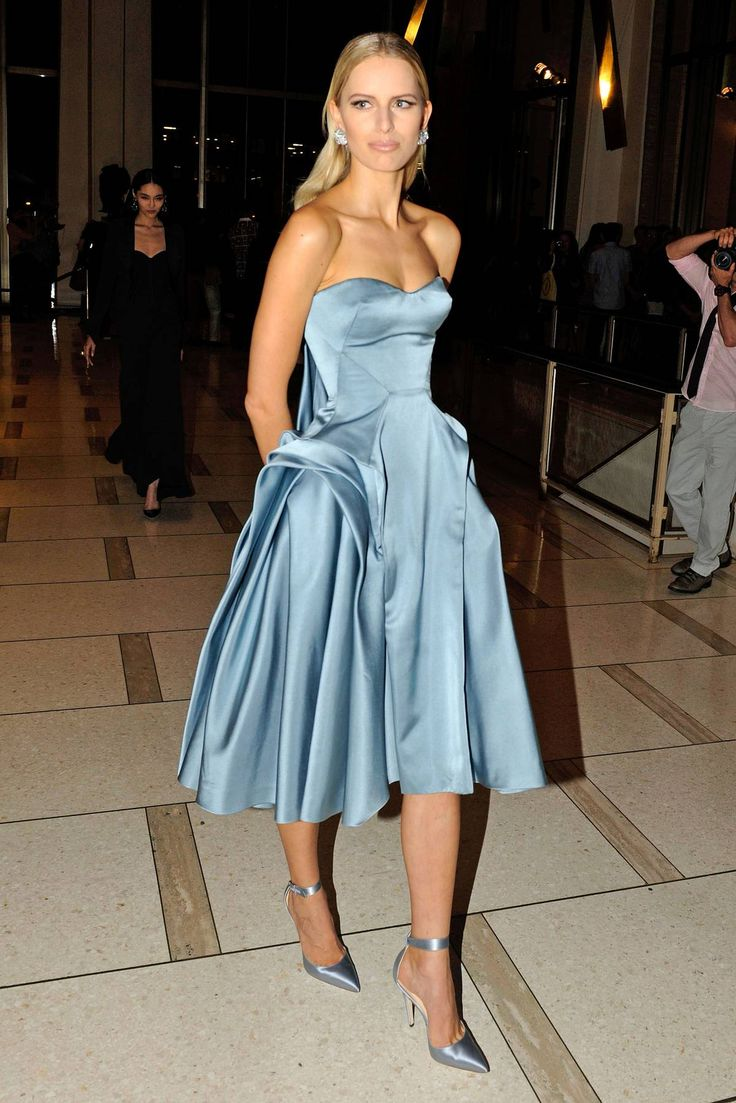 Zac Posen, Spring 2013 #nyfw #backstage...if only i had a place to wear something like this...