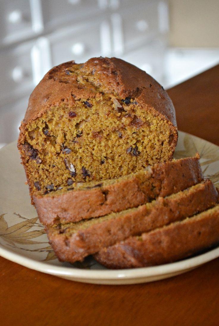 Harborside House Pumpkin Bread