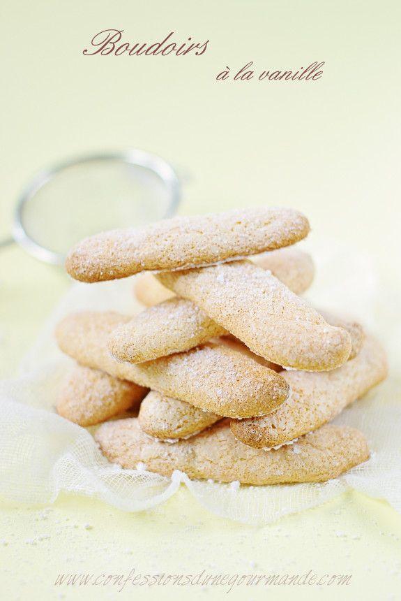 Des biscuits parfaits pour réaliser vos charlottes ou tiramisus ! Ou tout…