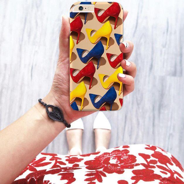 Ladies Shoes fashion case iPhone Samsung HTC - Solomiia-Ivanytsia - Etui na…