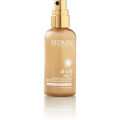 Recommended by NylonMag: http://nym.ag/1bBeEQk RedkenAll Soft Argan-6 Oil