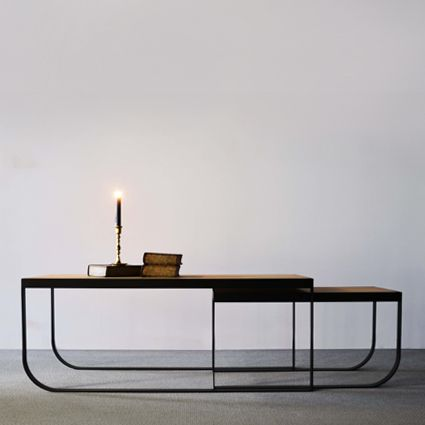 Side table Slede-sofabord by ygg&lyng