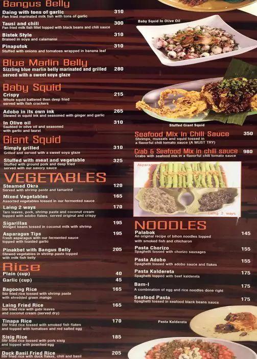 Mesa Restaurant Manila