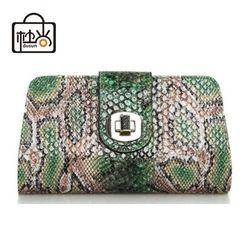 Online Shop Русский стиль крокодиловой кожи женская сумка кошельки винтаж сумка цепи свободного покроя женская муфта блокировки bolsa акции подарок|Aliexpress Mobile