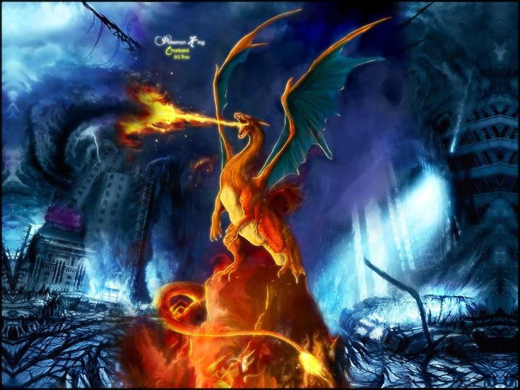 Pokemon dragons screensavers wallpaper gallery - Badass screensavers ...