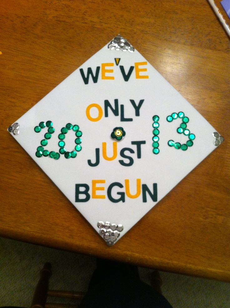 Graduation Cap Decoration!