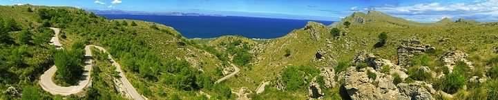 Walking Excursions, Mountain Bike Tours, Rent a Bike in Soller - Tramuntana Mountain Range - Mallorca, Majorca