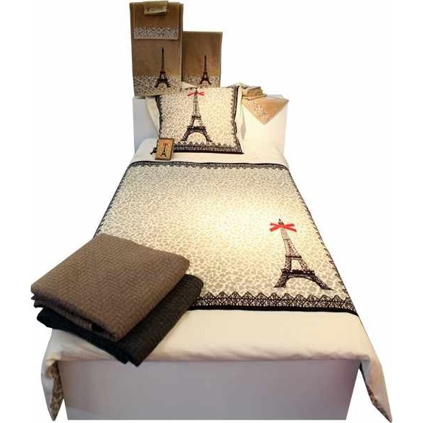 34 best products i love images on pinterest bricolage for Housse de couette tour eiffel