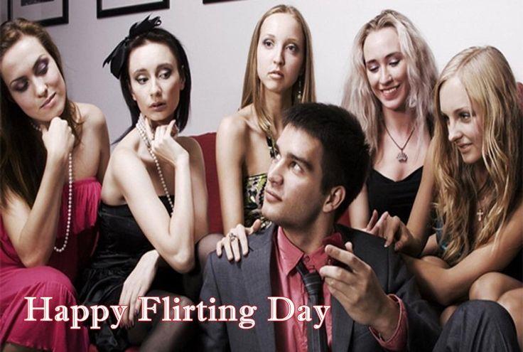 18th Feb Happy Flirting Day Sms | Cute Flirty Status Quotes