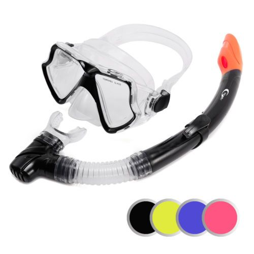 #Adult snorkel #combo mask and snorkel set snorkelling diving #holiday new,  View more on the LINK: http://www.zeppy.io/product/gb/2/371789908087/