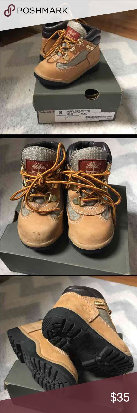 Toddler Timberland boot size 8 Size 8 Timberland Shoes Boots