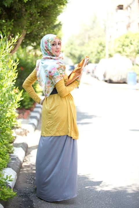 217 gambar terbaik tentang skirt casual hijab di