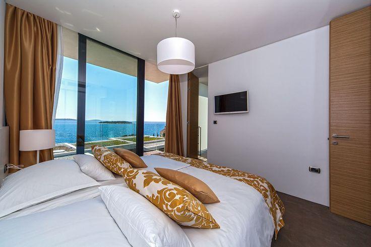Primosten Luxury villa with pool on Croatian Coast - villascroatia.net