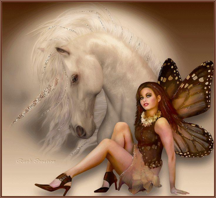 animated unicorns and Pegasus   Unicorns Unicorn And Fairy,Animated