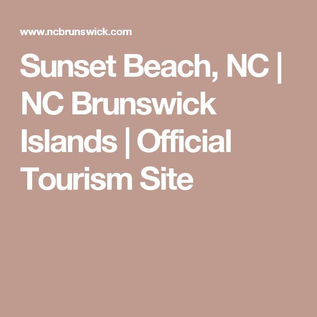 Sunset Beach, NC | NC Brunswick Islands | Official Tourism Site