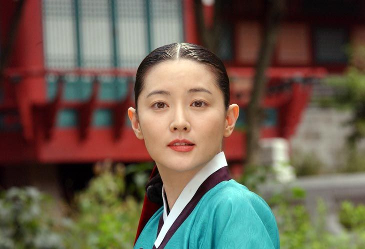 """Dae Jang Geum(Hangul:대장금;hanja:大長今;RR:Dae Jang-geum;MR:Tae Chang-gǔm; literally """"The Great Jang-geum""""), also known asJewel in the Palace, is a 2003 Korean television series.StarringLee Young-aein the title role, it tells the tale of an orphaned kitchen cook who went on to become the king's first female physician."""