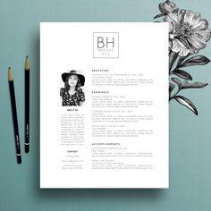 the 25 best simple resume template ideas on pinterest resume