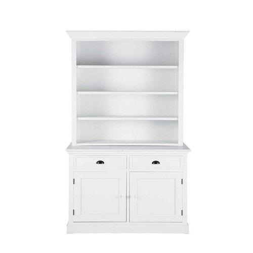 Bücherregal weiß H 210 x B 130 x TI 42  499,90€
