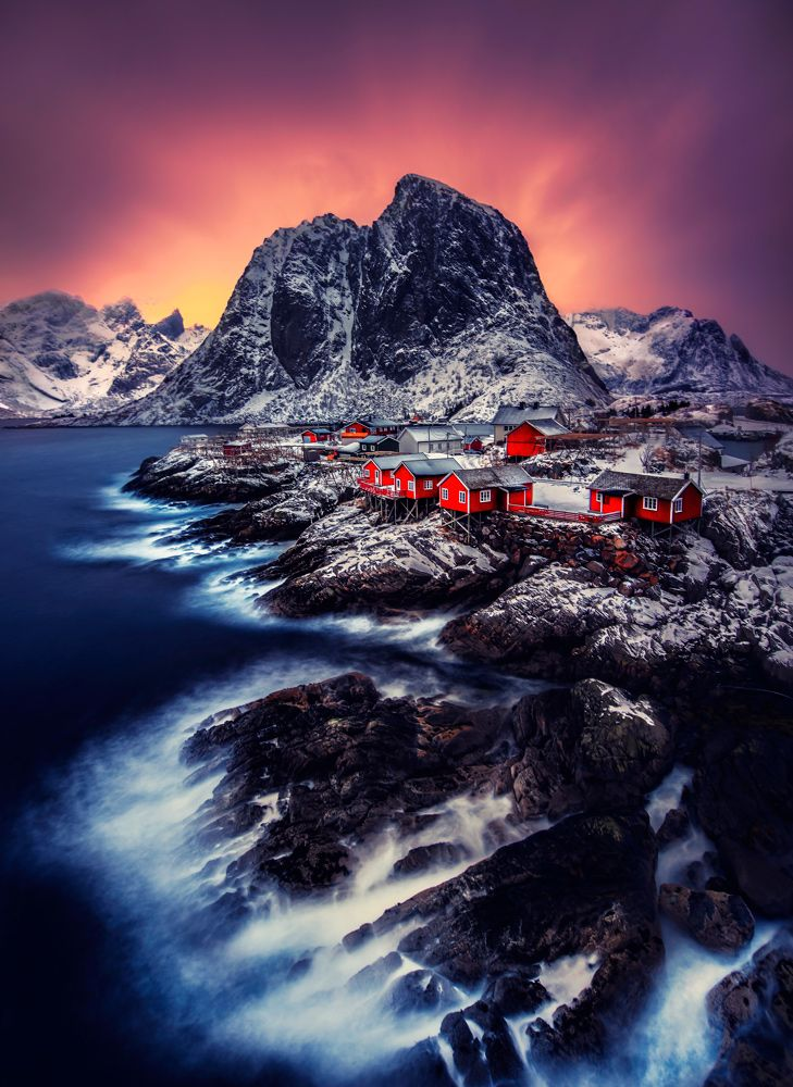 Lofoten Islands Winter Photo Tour  15-20 March, 2018