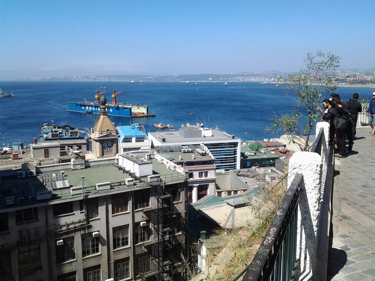Paseo gervarsoni #Valparaíso #Valpo