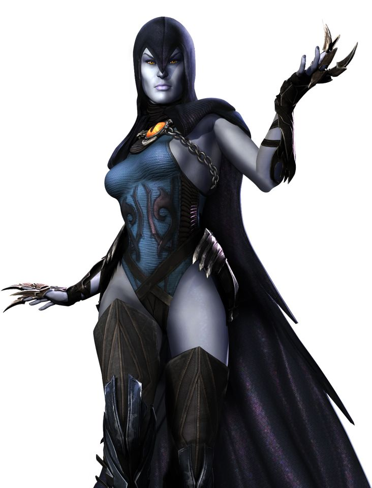 Raven DC Comics   Raven (Injustice: Gods Among Us) - DC Comics Database