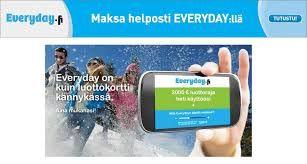 Rahaa,Hintaa,nappulaa,fyrkkaa 2016!: Everyday 2016 Joustoluotto!