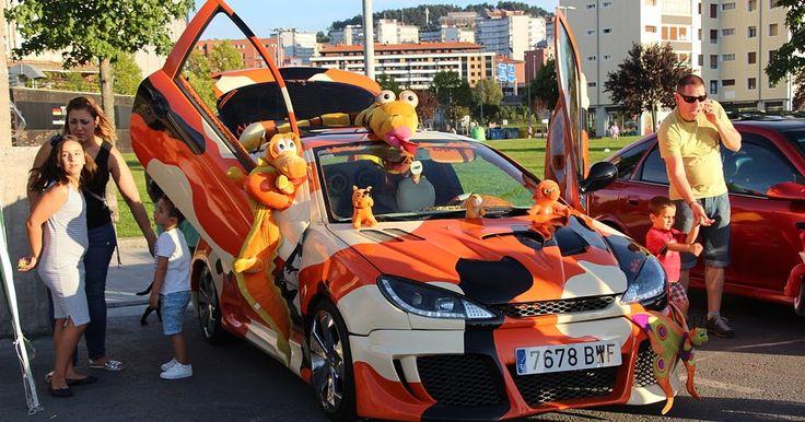 Decenas de coches personalizados participarán en la concentración de tuneo en Ansio
