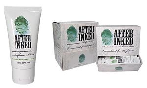 Welcome to After Inked UK - After Inked Tattoo Aftercare Cream