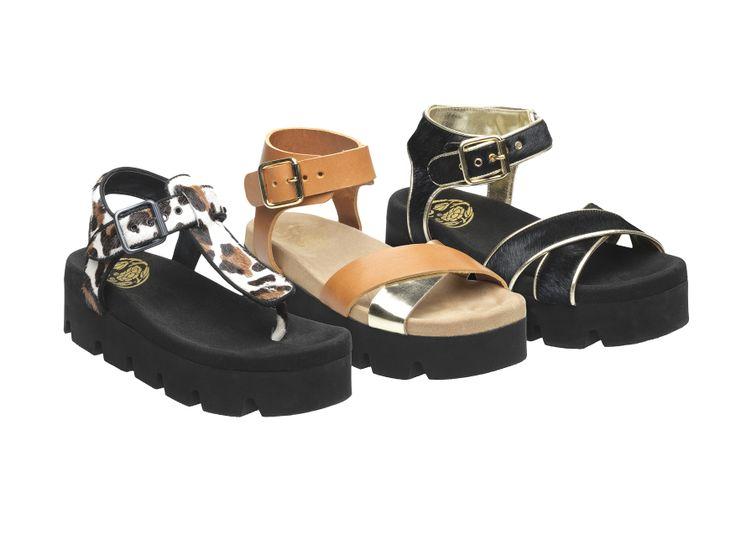 Yuki sandals by Fornarina   soon available in Special Edition on www.fornarina.com   #myFornarina #YukiFornarina #Geta #Japan #Inspiration