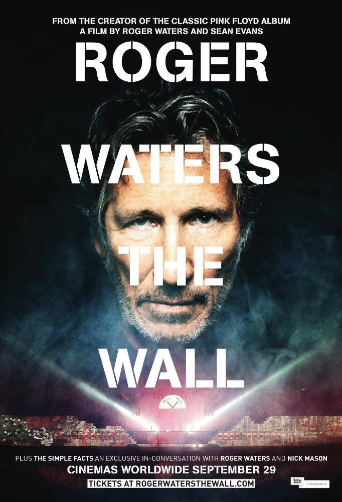 "Roger Waters the Wall (2014) - IMDb - Excellent in every way - also, very moving. Waters memorializes his father and grandfather, both casualties of war, in a filmed pilgrimage that is intercut with the main film: a superb performance of ""The Wall."" Gorgeous on blu-ray."