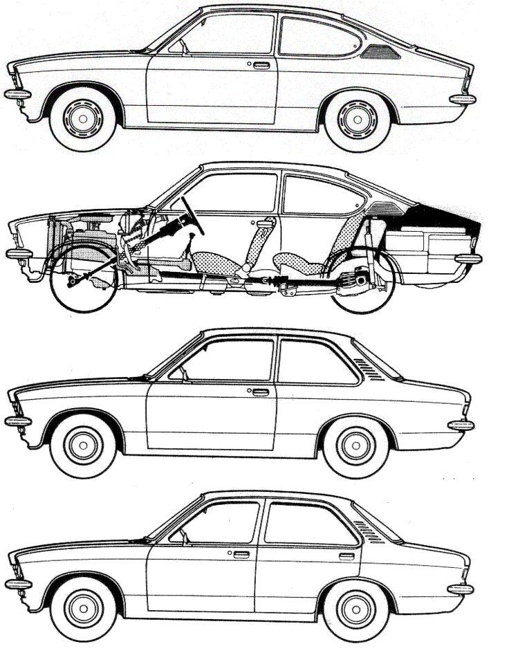 Opel Kadett E Manual