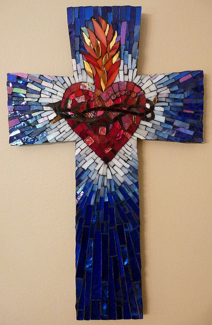 mosaic crucifix | Recent Photos The Commons Galleries World Map App Garden Camera Finder ...