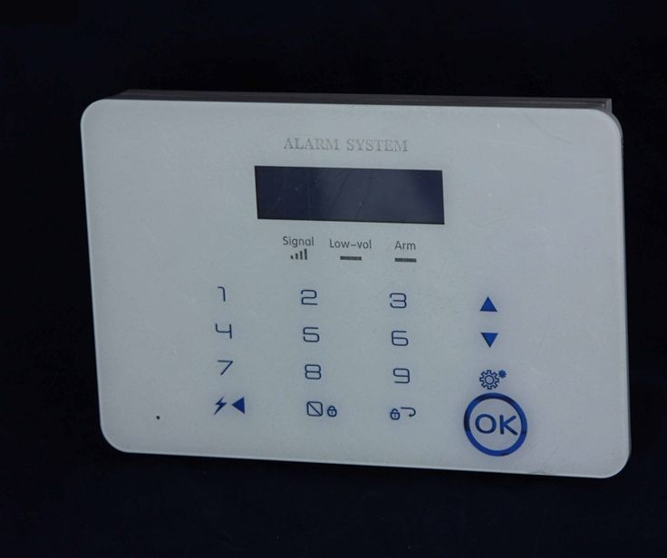 118.75$  Know more  - wireless touch keypad surveillance GSM alarm monitoring  system