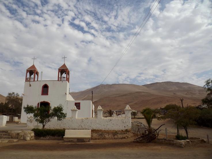 Capilla En PoconChile-Arica
