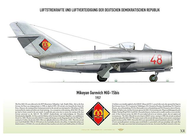atomic annihilation 1950 the mighty mig 15