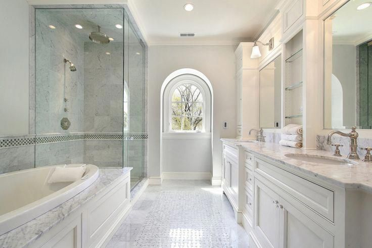 Luxury Bathroom Luxury Bathrooms Luxury Bathroom Design Freestanding Bathtubs Black In 2020 Bathroom Remodel Master Small Master Bathroom White Master Bathroom