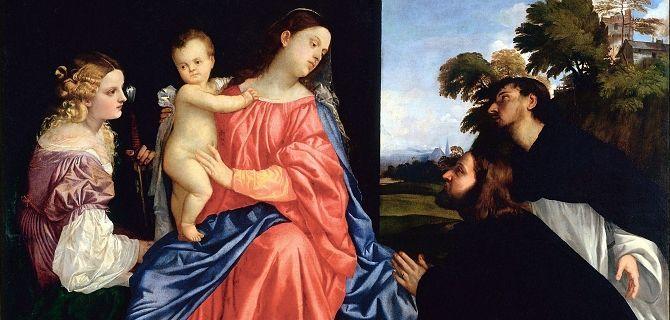 """#Mostra """"#Tiziano e la nascita del paesaggio moderno"""" a #PalazzoReale #Milano"""