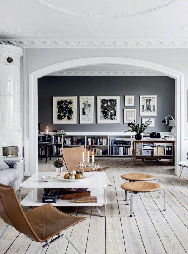 Grey Living Room sofa 2019 in 2020   Scandinavian design ...